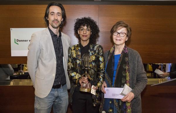 Prix Sentinelle Engagement Caisse de la Culture 2018 - Mellissa Larivi?re